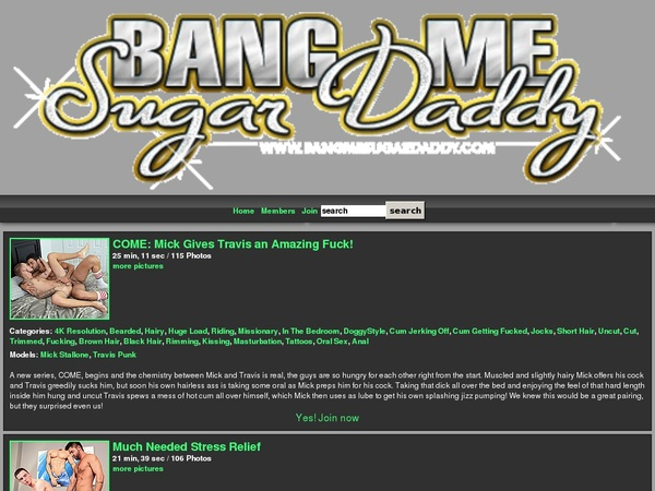 Bang Me Sugar Daddy Mobile Sofort Zugang