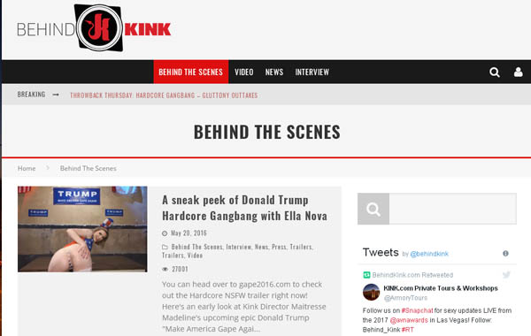 Behind Kink Download