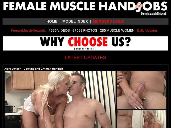 Free Femalemusclehandjobs.com Acc