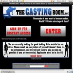 The Casting Room With Zombaio