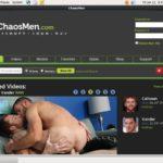 Chaos Men Cost