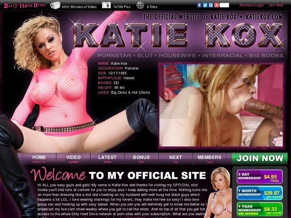 Katie Kox Sex