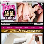 Teen Anal Casting Women
