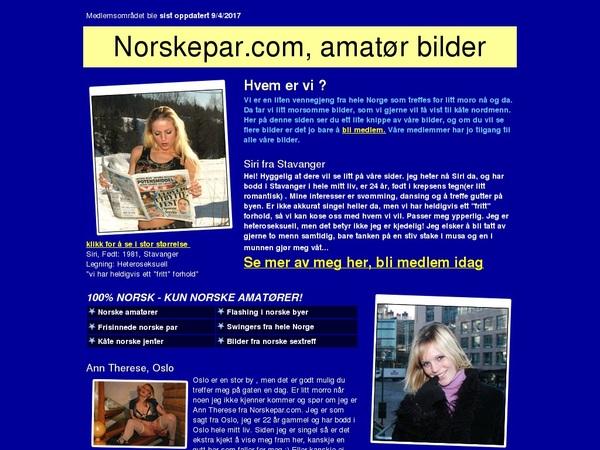 Xxx Norskepar.com