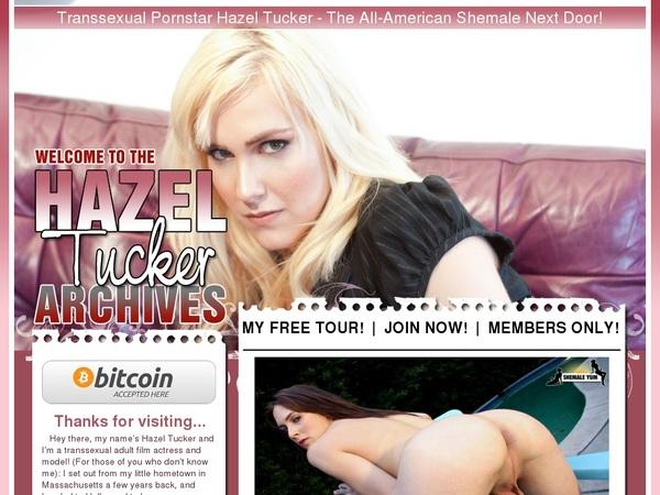 Hazel-tucker.com Member Password