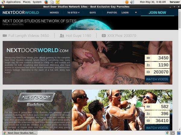 Next Door World Lifetime Membership