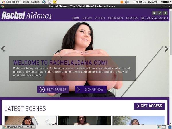 Rachel Aldana Password Torrent
